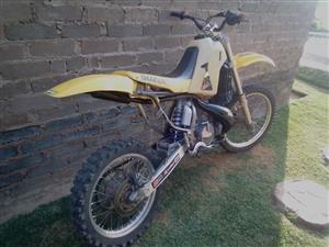 1998 Suzuki RM250