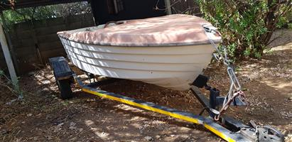 3m fishing boat