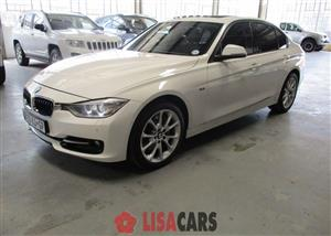2012 BMW 3 Series 335i M Sport steptronic