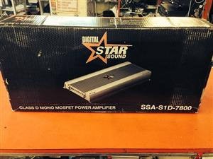 Starsound and targa amps