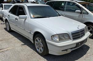 Mercedes c250 W202 1999 Stripping for spares