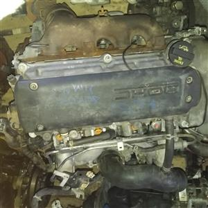 Suzuki Jimny 2009 1.3 engine in stock