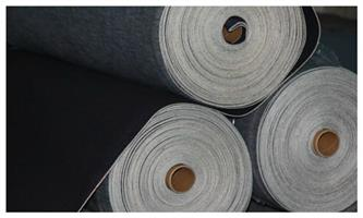 Stretch denim fabric rolls - dark blue