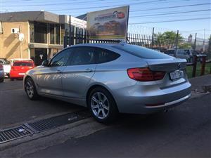2014 BMW 3 Series sedan 320D M SPORT A/T (G20)