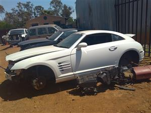 Chrysler Crossfire Stripping For Parts