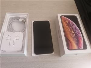 iPhone XS   Gold   256g