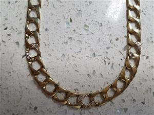 9ct Men's Gold Chain