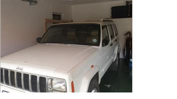 2000 Jeep Cherokee 2.8CRD Limited