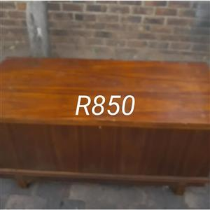 Large wooden server for sale