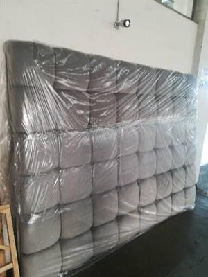 BRAND NEW QUEEN HEADBOARD   SIZE:250 M X 180 M GREAT OFFER