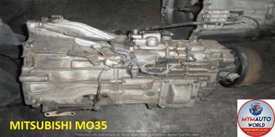 IMPORTED USED MITSUBISHI MO35 FOR SALE AT MYM AUTOWORLD
