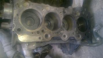 Opel corsa 1.7dti sub assembly