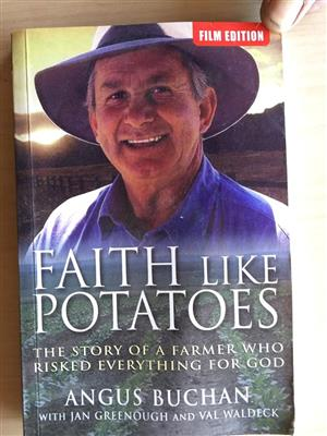 Faith Like Potatoes (Paperback) Film Edition By Angus Buchan