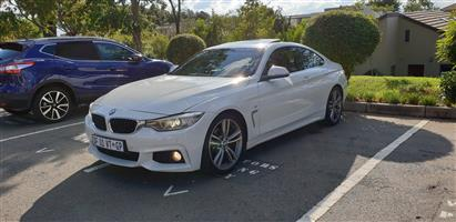 2014 BMW 4 Series 420d Gran Coupe Modern sports auto