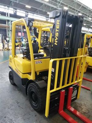 HYSTER 2,5 TON XT FORKLIFT SPECIAL
