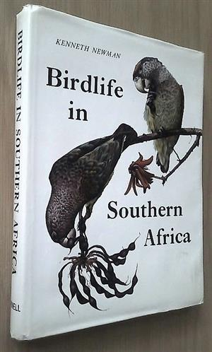 Birdlife in Southern Africa. The origins of Southern Africa's birds. How feeding shapes the bird.  Bird behaviour.