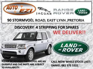 LAND ROVER DISCOVERY 4 LOWER CONTROL ARMS brand new !!!