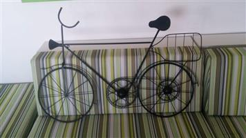 Black decorative cycle for sale