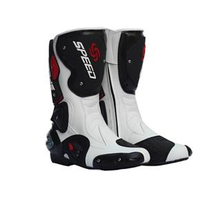 PRO BIKER LEATHER BOOTS