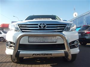 2015 Toyota Fortuner 3.0D 4D 4x4 automatic