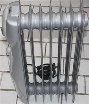 Gold air 7 fin oil heater S036244A