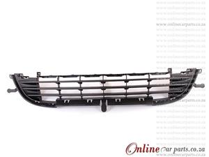 Peugeot Front Bumper Lower Grille 2009-2011
