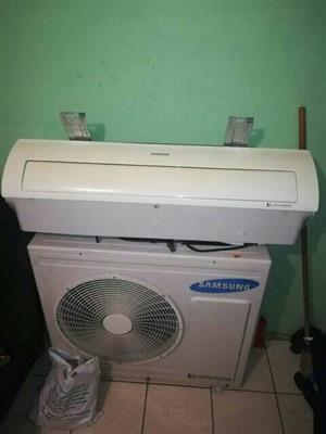 24000btu second hand Airconditioner