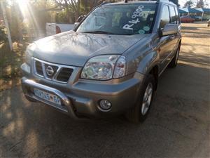2004 Nissan X-Trail 2.0 XE