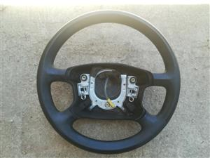 golf 4 steering wheel without airbag