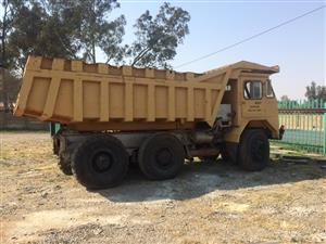 Foden tipper truck for sale