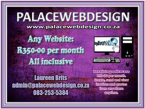 Website designed at affordable rates