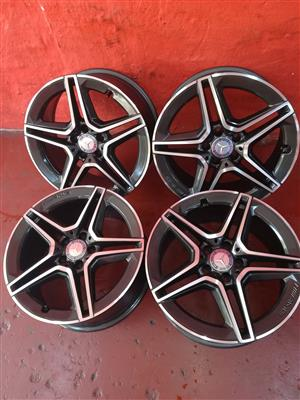 18INCH MERCEDES BENZ WHEELS FOR SALE