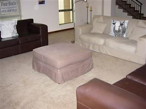 Couch 2.2m - also other Furniture and Appliances