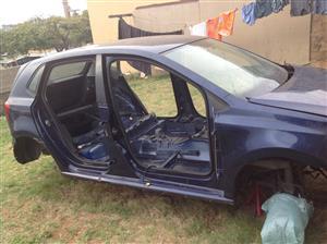 2014 VW Polo Bluemotion Shell Body Parts 1.2 TDi call 0847972996