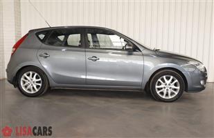 2010 Hyundai i30 1.6 GLS