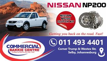 nissan np200 clutch kit
