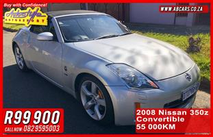 2008 Nissan 350z