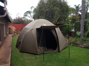 Camp Master Safari Mega Dome Tent