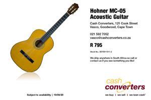 Hohner MC-05 Acoustic Guitar