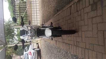 2018 Suzuki GSR