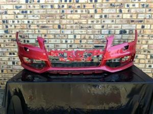 Audi A7 S-Line Front Bumper