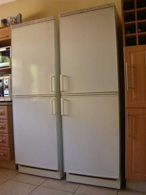 AEG 300 l all fridge & 300 l all freeezer