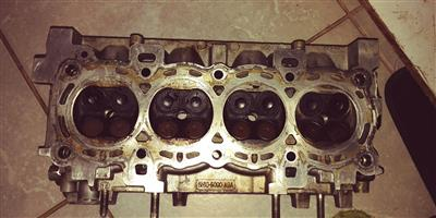 1.4 fiesta cylinder head R1400