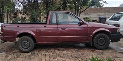1999 Ford Bantam 1.6i