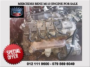 Mercedes benz m113 engine for sale