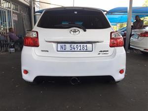 2013 Toyota Auris TRD