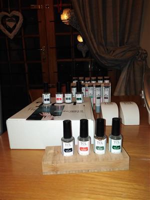 TCL Nail dip powder