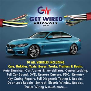 Affordable & Professional Auto Electrical, Car Alarm, Central Locking, Car Sound Fitment