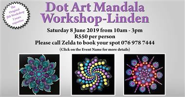 Dot Art Mandala Workshops