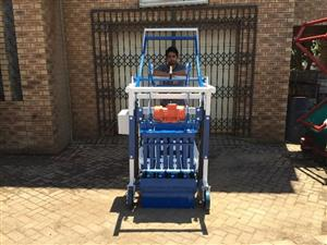 Brand New 6 Drop Block Making Machine (M6 inch) For Sale